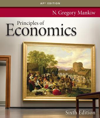 Principles of Economics - Mankiw, N Gregory