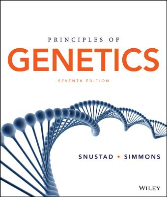 Principles of Genetics - Snustad, D Peter, and Simmons, Michael J