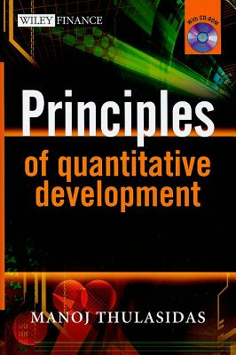 Principles of Quantitative Development - Thulasidas, Manoj