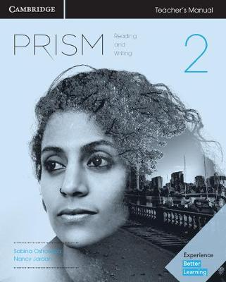Prism Level 2 Teacher's Manual Reading and Writing - Westbrook, Carolyn, and Baker, Lida, and Lambert, Jeanne