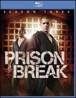 Prison Break: Season 3 [Blu-ray] [6 Discs]