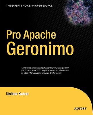 Pro Apache Geronimo - Kumar, Kishore