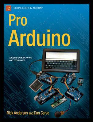 Pro Arduino - Anderson, Rick, and Cervo, Dan