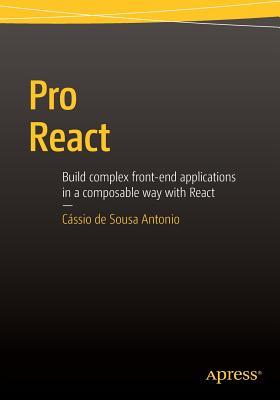 Pro React - Antonio, Cassio de Sousa