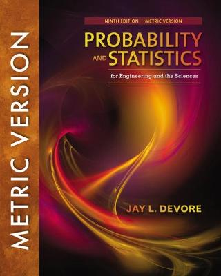 Probability and Statistics for Engineering and the Sciences - Devore, Jay L.