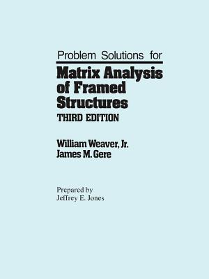 Problem Solutions for Matrix - Weaver, W