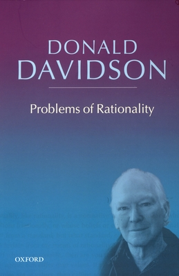 Problems of Rationality - Davidson, Donald