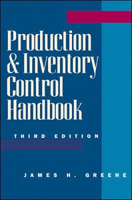 Production and Inventory Control Handbook - Greene, James H