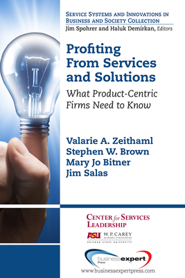 PROFITING FROM SERVICES AND SO - Zeithaml, Valarie A.