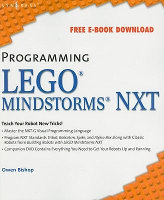 Programming Lego Mindstorms NXT - Bishop, Owen
