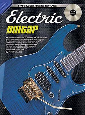 Progressive Electric Guitar - Gelling, Peter