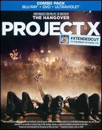 Project X [Blu-ray/DVD] [Extended Cut] [Includes Digital Copy] [UltraViolet]