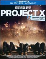 Project X [#xtendedcut to Break of Dawn, Yo!] [2 Discs] [With Hangover 3 Movie Money] [Blu-ray]
