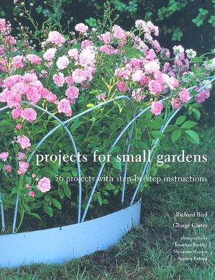 Projects for Small Gardens - Carter, George
