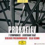 Prokofiev: 7 Symphonies; Lieutenant Kijé
