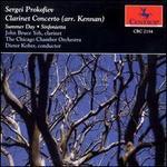 Prokofiev: Clarinet Concert / Summer Day / Sinfonietta