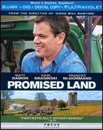 Promised Land [2 Discs] [Includes Digital Copy] [UltraViolet] [Blu-ray]