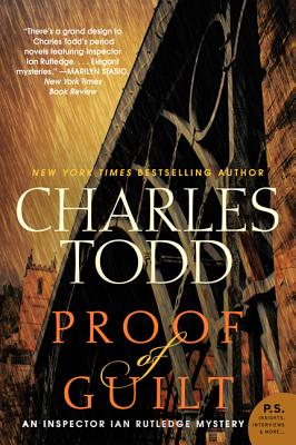 Proof of Guilt - Todd, Charles