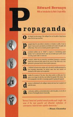 Propaganda - Bernays, Edward