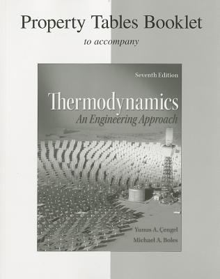 property tables booklet thermodynamics cengel yunus a and boles michael a
