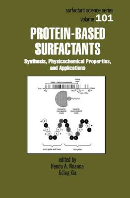 Protein-Based Surfactants: Synthesis: Physicochemical Properties, and Applications - Xia, Jiding