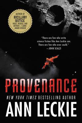 Provenance - Leckie, Ann