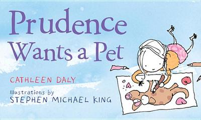 Prudence Wants a Pet - Daly, Cathleen