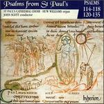 Psalms from St. Paul's, Vol. 10: Psalms 114-118, 120-135