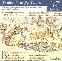 Psalms from St. Paul's, Vol. 11: Psalms 119, 136-138 - Huw Williams (organ); St. Paul's Cathedral Choir, London (choir, chorus)