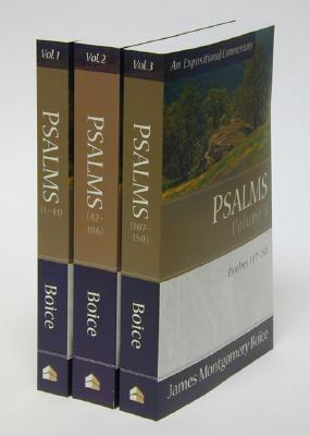 Psalms: Vol. 1, 2, 3 - Boice, James Montgomery
