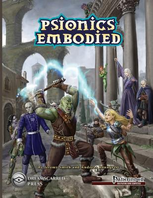 Psionics Embodied - Smith, Jeremy, and Ronnqvist, Andreas