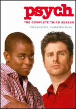 Psych: The Complete Third Season [4 Discs] -