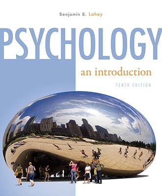 Psychology: An Introduction - Lahey, Benjamin B, PhD