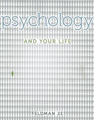 Psychology and your life book by robert s feldman 5 available psychology and your life feldman robert s dean fandeluxe Images