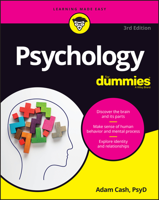 Psychology for Dummies - Cash, Adam