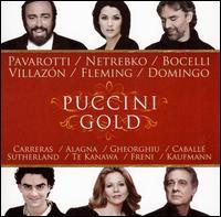 Puccini Gold - Andrea Bocelli (vocals); Angela Gheorghiu (vocals); Anna Netrebko (vocals); Carlo Bergonzi (vocals); Christa Ludwig (vocals);...