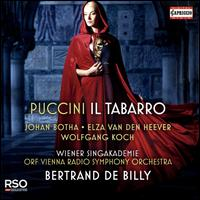 Puccini: Il Tabarro - Charles Reid (tenor); Elisabeta Marin (soprano); Elza van den Heever (soprano); Heidi Brunner (vocals);...