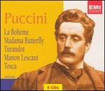 Puccini: La Bohème; Madama Butterfly; Turandot; Manon Lescaut; Tosca [Highlights]