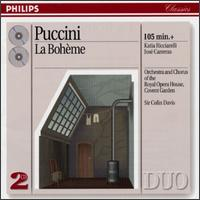 Puccini: La Bohème - Ashley Putnam (vocals); David Whelan (vocals); Francis Egerton (vocals); Giovanni de Angelis (vocals);...