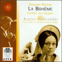 Puccini: La Bohème - Gianni Raimondi (vocals); Giuseppe Taddei (vocals); Herbert Zack (vocals); Hilde Güden (vocals); Ivo Vinco (vocals);...