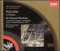 Puccini: La Bohème - Fernando Corena (vocals); George del Monte (vocals); Giorgio Tozzi (vocals); John Reardon (vocals); Jussi Björling (tenor);...