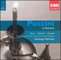 Puccini: La Bohème - Adelina Scarabelli (vocals); Alfonso Antoniozzi (vocals); Alfonso Marchica (vocals); Carlo Colombara (vocals);...