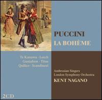 Puccini: La Bohème - Alan Ewing (bass); Alan Titus (baritone); Barry Banks (bass); Carlos Chausson (bass); Gino Quilico (baritone);...