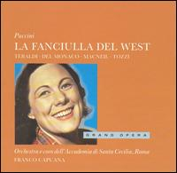 Puccini: La fanciulla del West - Angelo Mercuriali (vocals); Athos Cesarini (vocals); Bianca Maria Casoni (vocals); Cornell MacNeil (vocals);...
