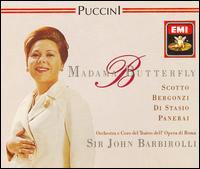Puccini: Madama Butterfly - Anna di Stasio (mezzo-soprano); Carlo Bergonzi (tenor); Giuseppe Morresi (tenor); Mario Rinaudo (bass);...