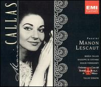 Puccini: Manon Lescaut - Carlo Forti (vocals); Dino Formichini (vocals); Fiorenza Cossotto (vocals); Franco Calabrese (vocals);...