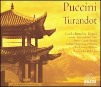 Puccini: Turandot - Armando Ariostini (baritone); Begoña Lapatza (vocals); Escolanía Santa Maria de la Victoria; Felipe Bou (bass);...