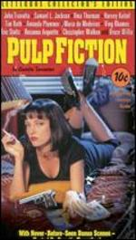 Pulp Fiction: Collector's Edition [SteelBook] [2 Discs]