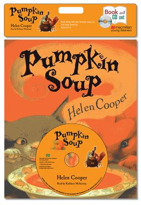 Pumpkin Soup (Book & CD Set) - Cooper, Helen, and McInerney, Kathleen (Read by)
