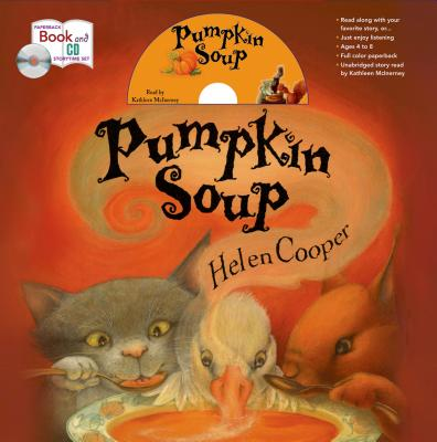 Pumpkin Soup - Cooper, Helen, and McInerney, Kathleen (Read by)